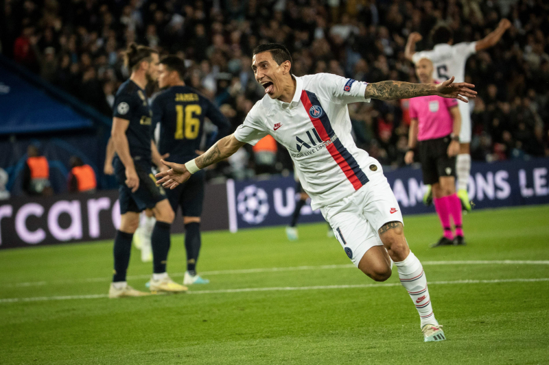 Angel Di Maria Says PSG Made Real Madrid 'Weak' During UCL Win