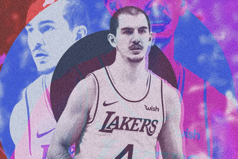 Alex Caruso Is Not Hollywood But He S A Star Bleacher