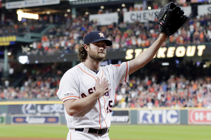 Astros' Electric Justin Verlander-Gerrit Cole Duo Will Be Rare Postseason Weapon
