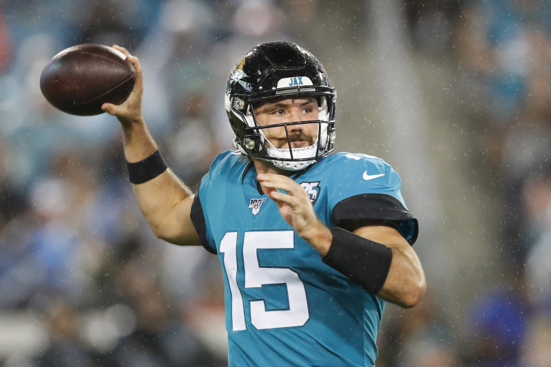 Gardner Minshew Shines as Jaguars Cruise Past Marcus Mariota, Titans on TNF