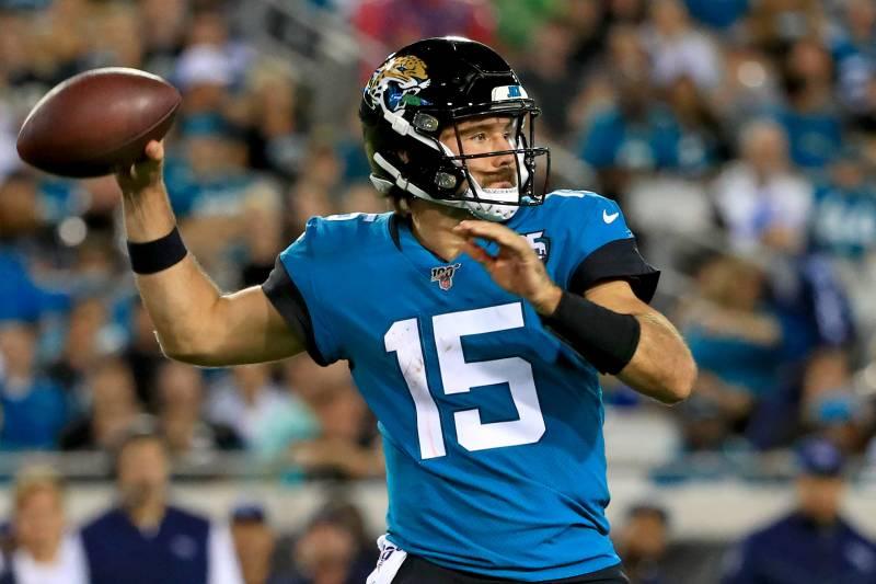Jaguars' Gardner Minshew sets franchise record in Week 3 victory over Titans