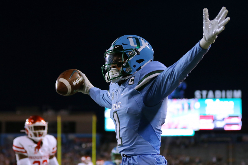 Watch Tulane's Jalen McCleskey Stun Houston with Epic Game-Winning TD