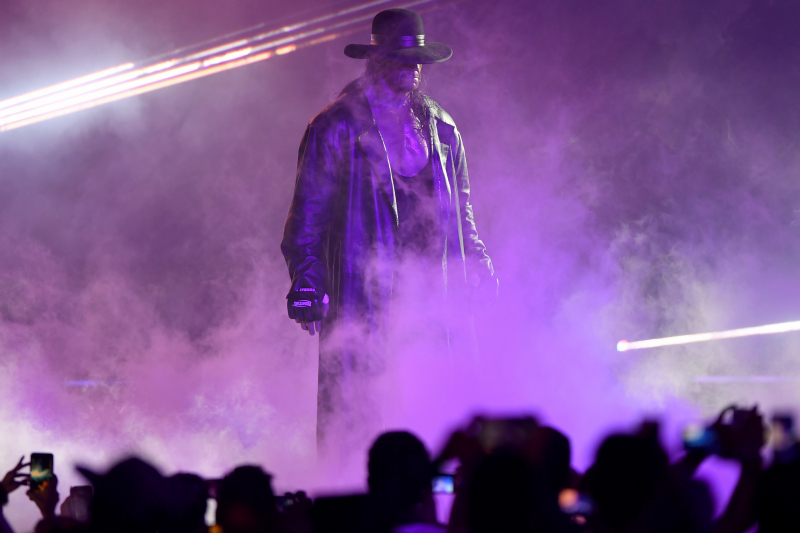 Undertaker Must Attack 'The Fiend' Bray Wyatt at WWE Hell in a Cell 2019