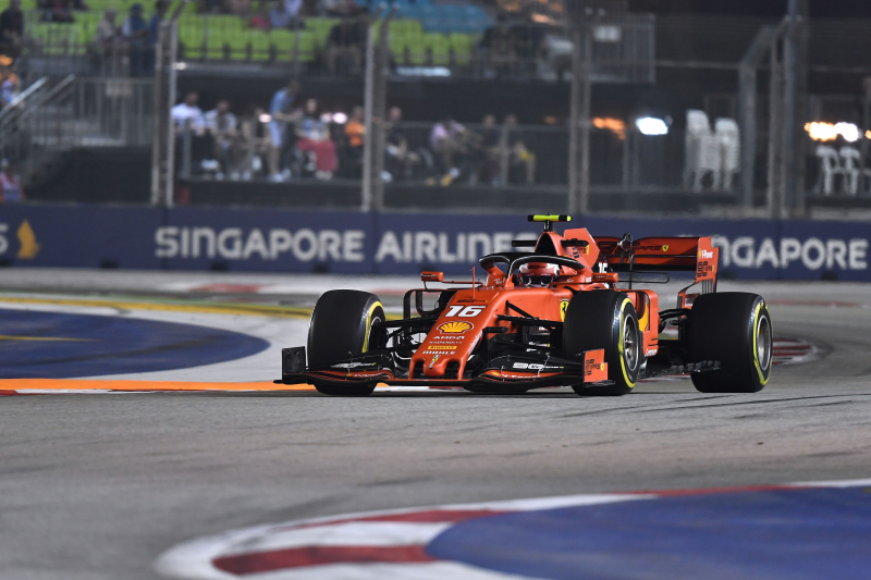 Singapore F1 Grand Prix 2019: Start Time, Drivers, TV Schedule and More