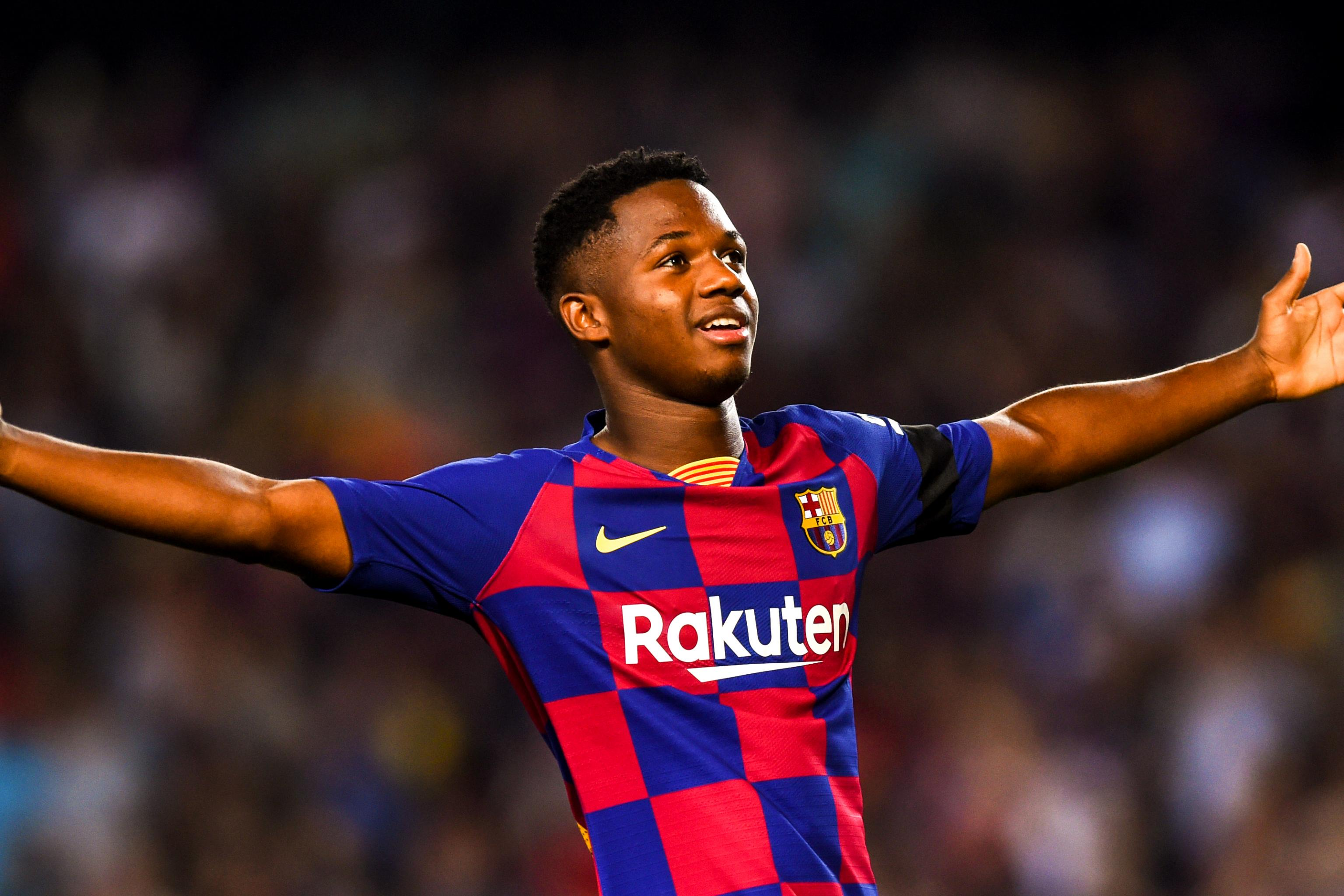 Ansu Fati The Barcelona Phenom Who Came From Nowhere Bleacher Report Latest News Videos And Highlights