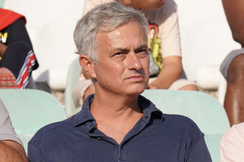 Jose Mourinho Plays Down Real Madrid Return 'Because They Have a Coach'