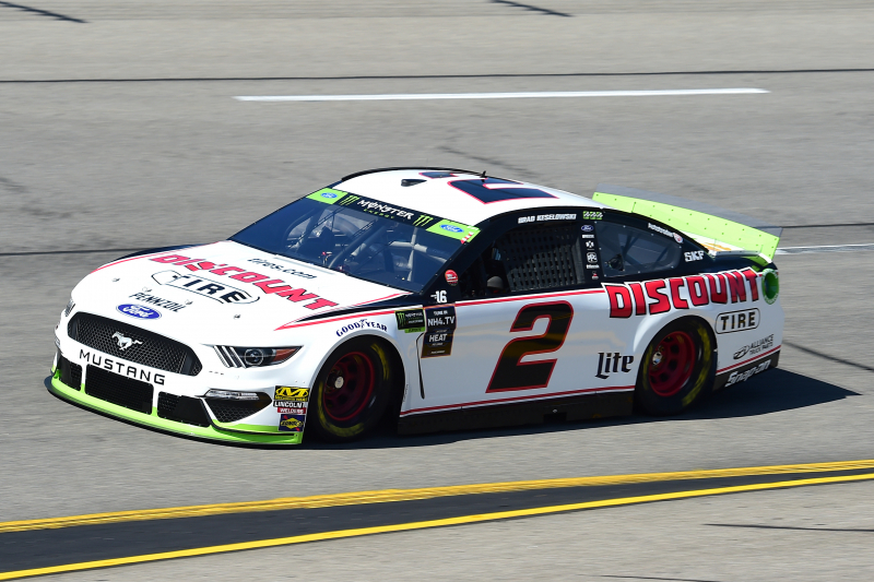 NASCAR at Richmond 2019 Qualifying Results: Brad Keselowski Wins Pole Position