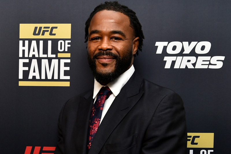 Rashad Evans Granted UFC Release, 'Heavily' Considering MMA Comeback at Age 39