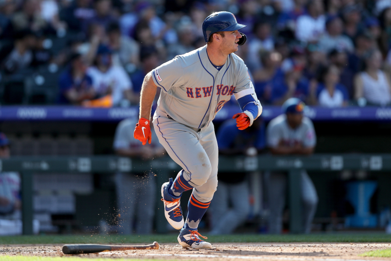 Watch Mets' Pete Alonso Become 2nd Rookie in MLB History to Hit 50 HR