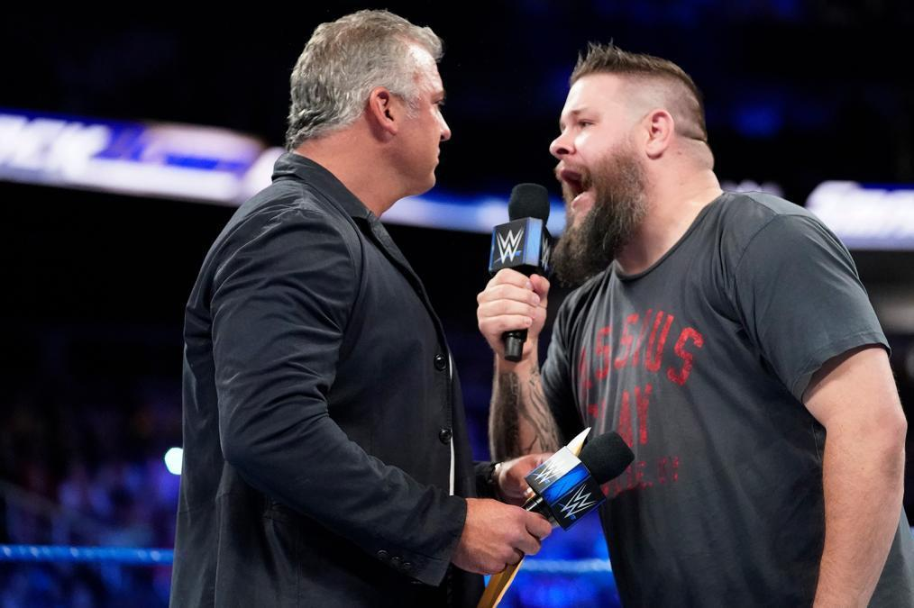 WWE Hot Take: Shane McMahon's Feud with Kevin Owens Is Crippling Both Stars