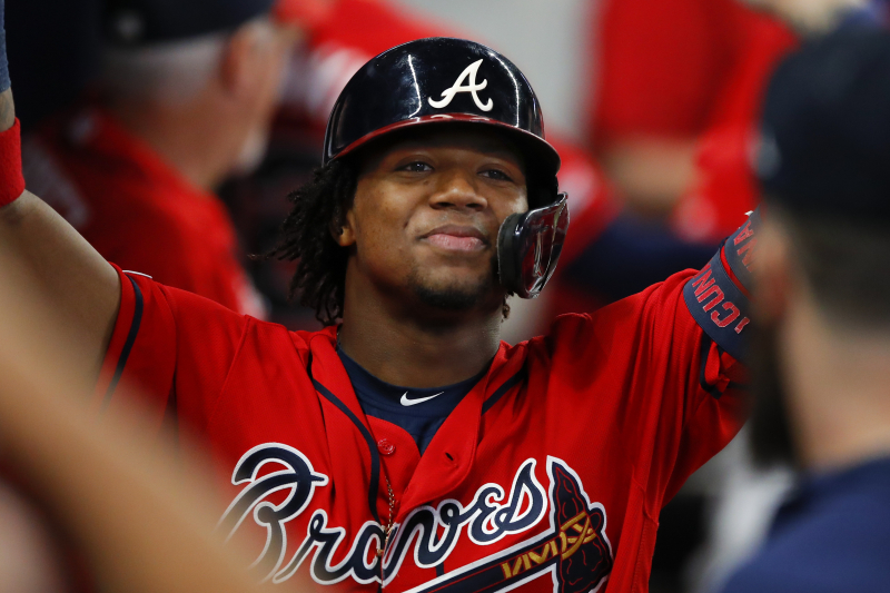 Braves Clinch 2nd Straight NL East Title with 6-0 Win over Giants