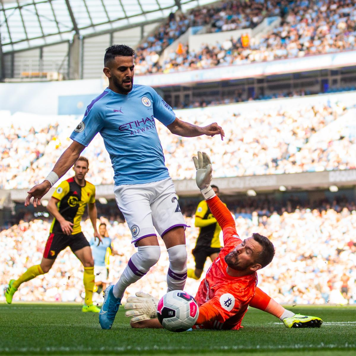 EPL Results: Saturday's Week 6 Scores, Updated 2019 Premier League Table