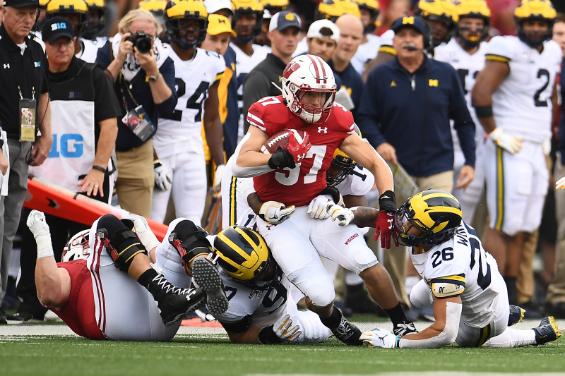 Comprehensive Failure in Wisconsin Is Jim Harbaugh's Rock Bottom at Michigan