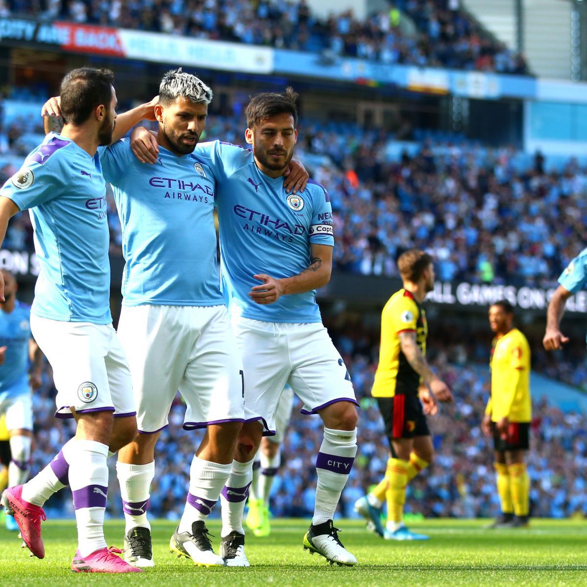 Manchester City vs. Preston: Odds, Live Stream for 2019 EFL Cup