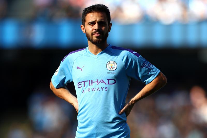Bernardo Silva Praises 'Unbelievable' Manchester City After Watford Hammering