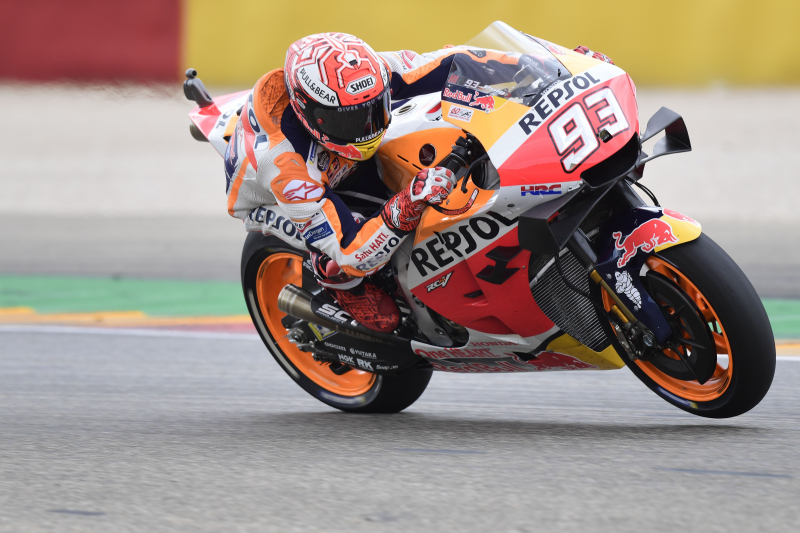 MotoGP Grand Prix of Aragon 2019 Results: Marc Marquez Races to Dominant Win