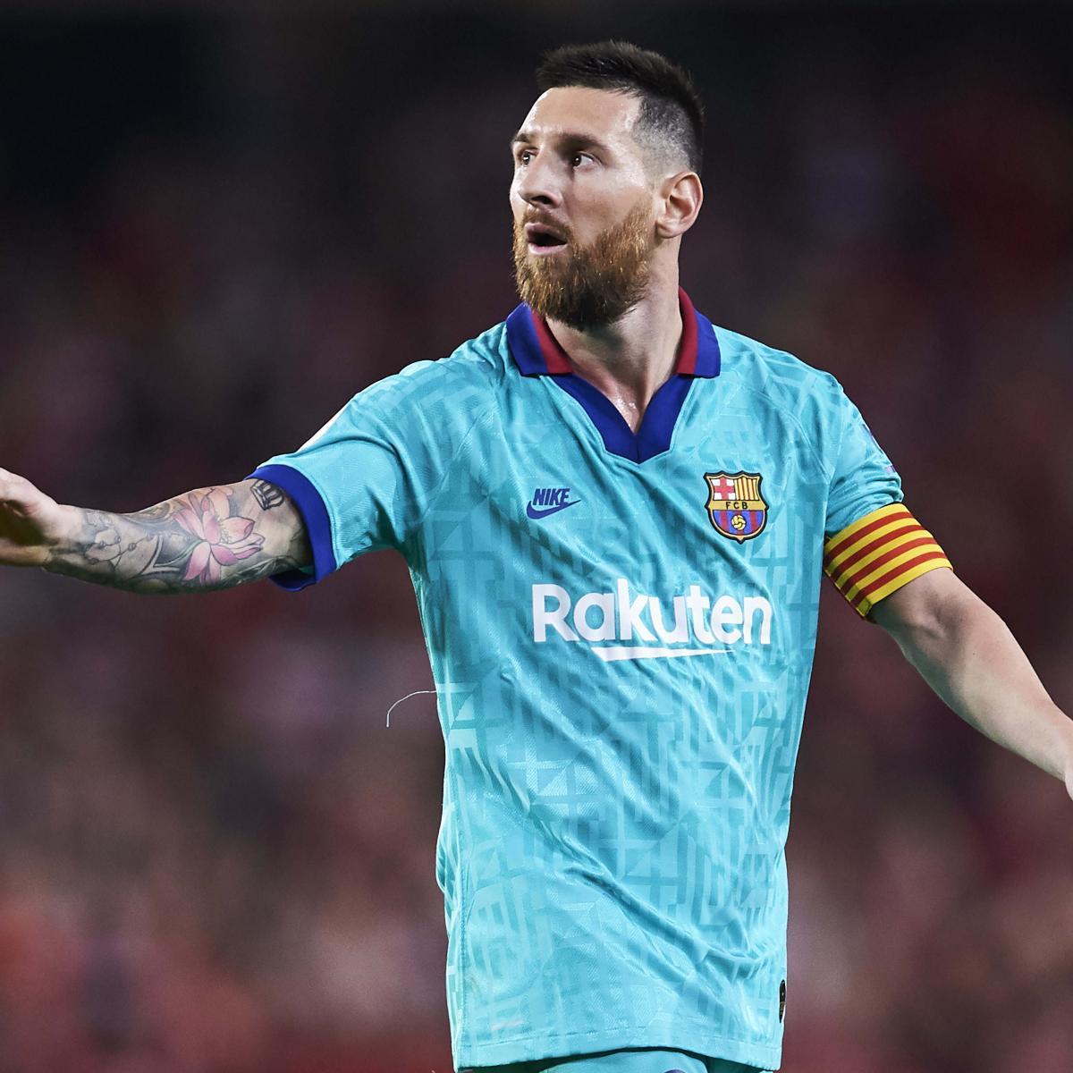 Barcelona vs. Villarreal: Odds, Live Stream, TV Schedule ...