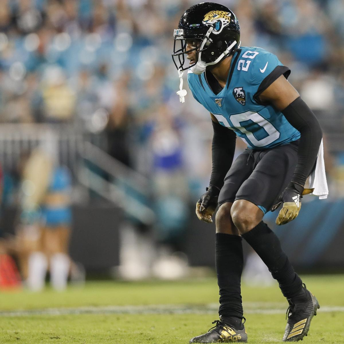Jaguars CB Jalen Ramsey Traded to Rams for 2 1st-Round Draft Picks, More
