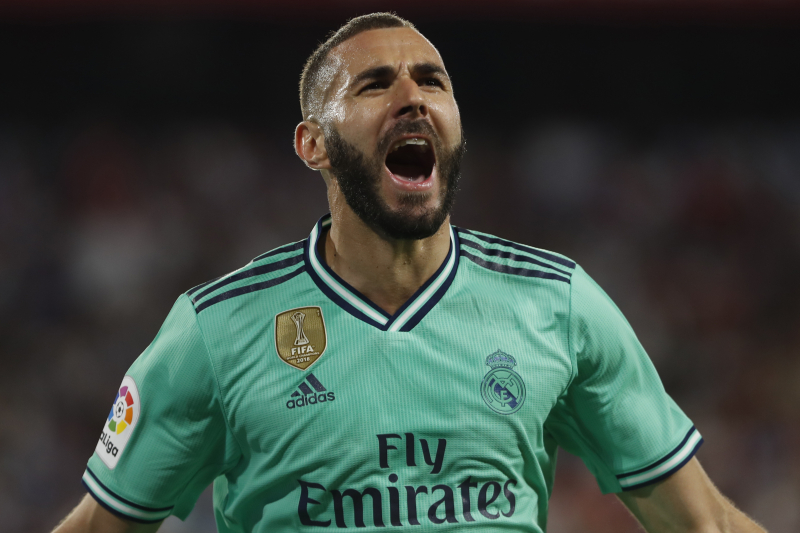 Karim Benzema's Goal Edges Real Madrid Past Sevilla in La Liga