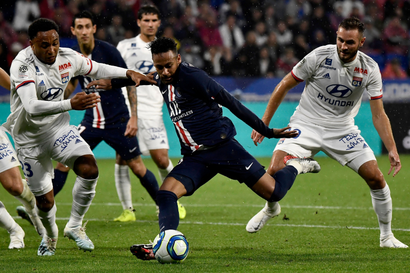 Neymar's Late, Thrilling Goal Leads PSG to Win vs. Lyon in Ligue 1