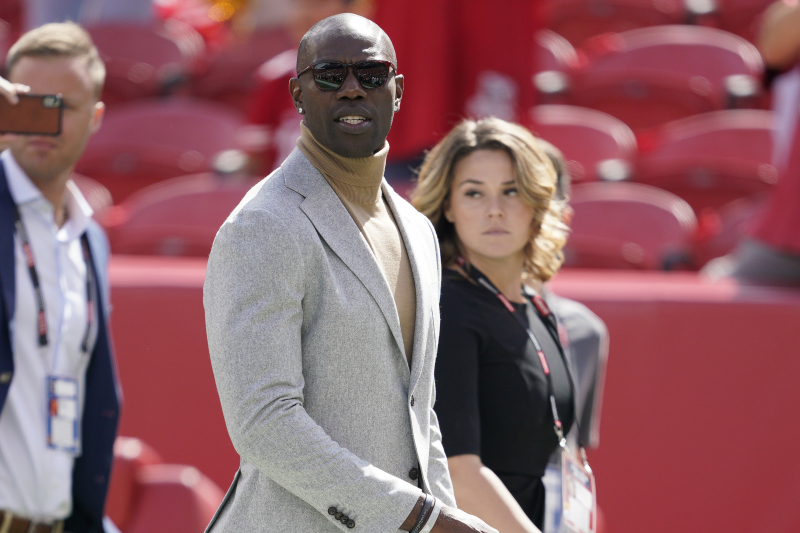 Terrell Owens on Antonio Brown: 'I Would Love to Talk to Him Personally'