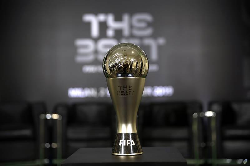 Image result for Ballon d' Or Trophy and the expected team to lift the trophy this time