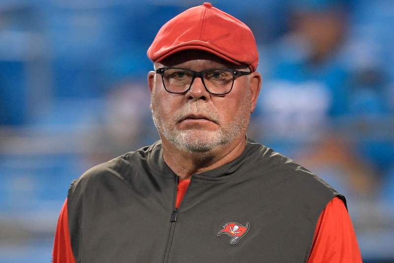 Bruce Arians Says He Purposely Took Delay-Of-Game Penalty Before Matt Gay Miss