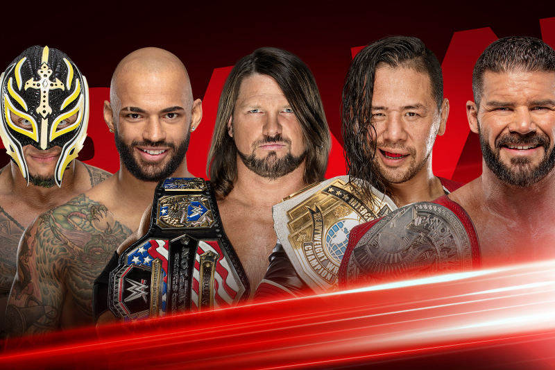 WWE Raw Preview: Massive No. 1 Contender's Match and More for September 23