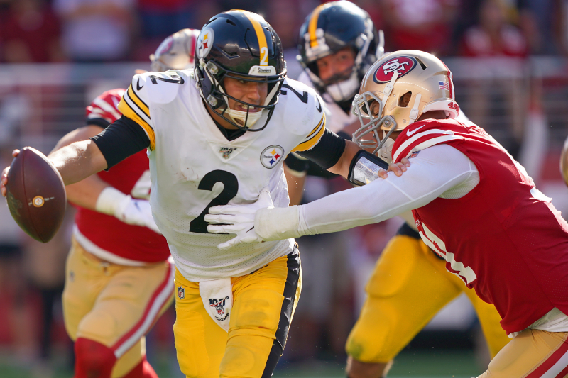 The Pittsburgh Steelers Are in Big Trouble