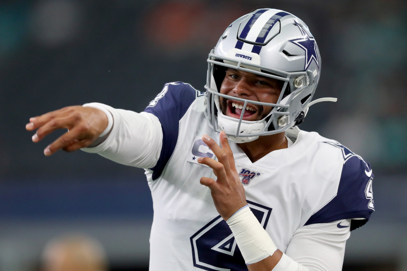 NFL Week 4 Odds: Early Betting Lines for Cowboys vs. Saints and More