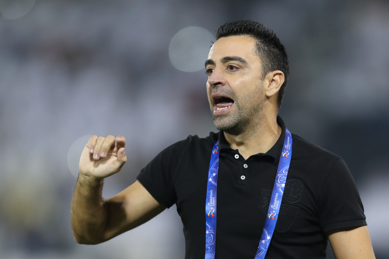 Barcelona Legend Xavi Says He'd Be Open to Managing in the Premier League