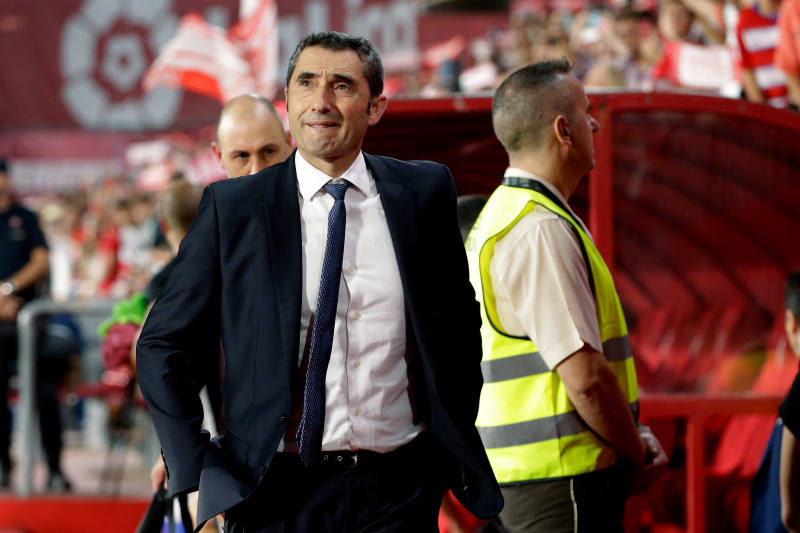 Ernesto Valverde Talks Barcelona 'Crisis' Before Villarreal, Getafe Fixtures