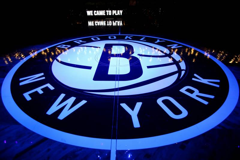 Video Nets Unveil New Court Design For Kevin Durant Kyrie