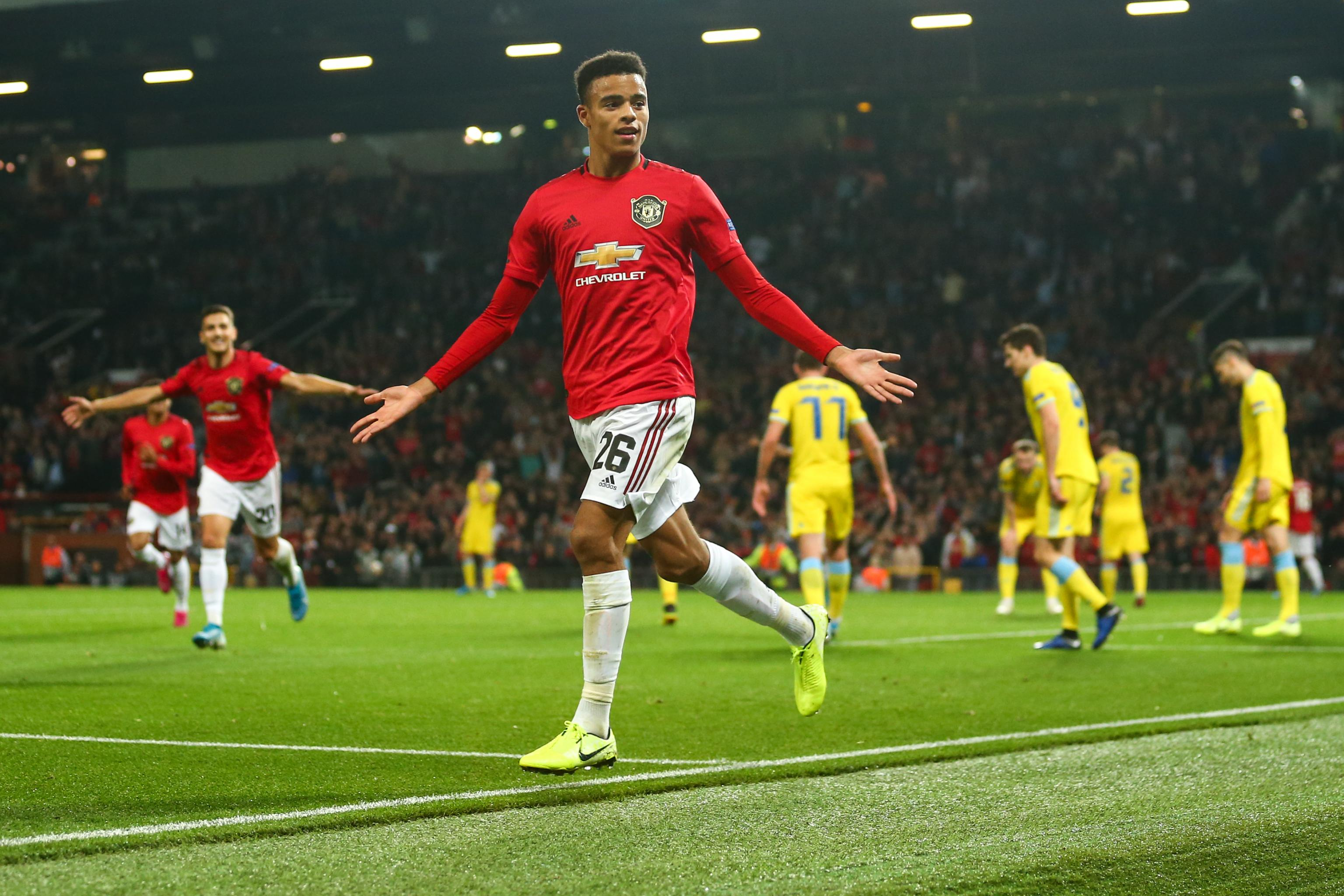 Report Mason Greenwood To Sign New 5 Year Contract With Manchester United Bleacher Report Latest News Videos And Highlights