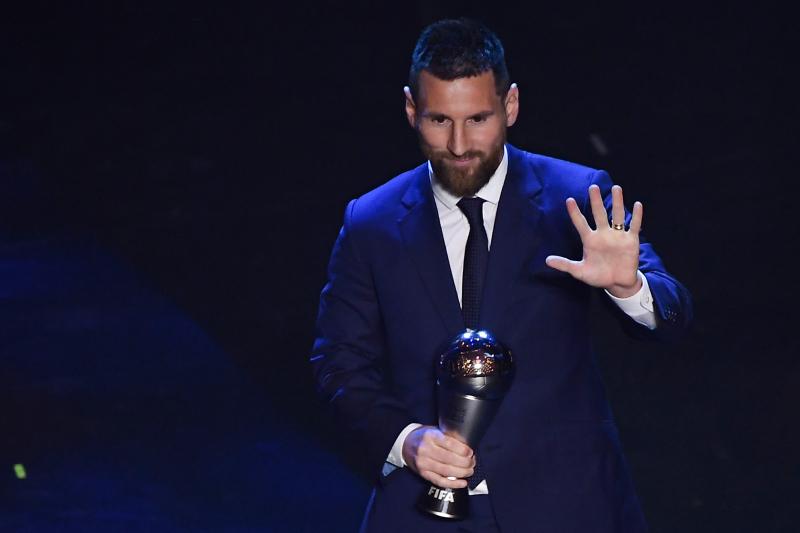 Lionel Messi, Cristiano Ronaldo, More 2019 Best Men's Player Ballots Revealed