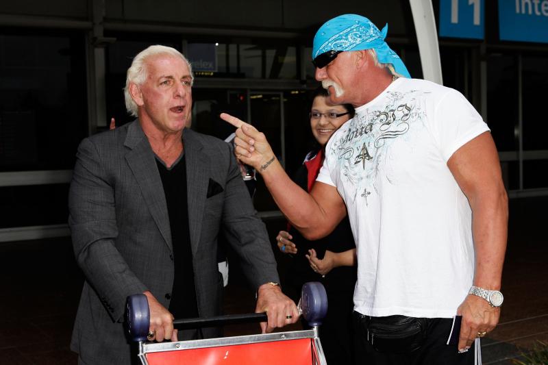 Ric Flair, Hulk Hogan to Appear on Season Premiere of WWE Monday Night Raw