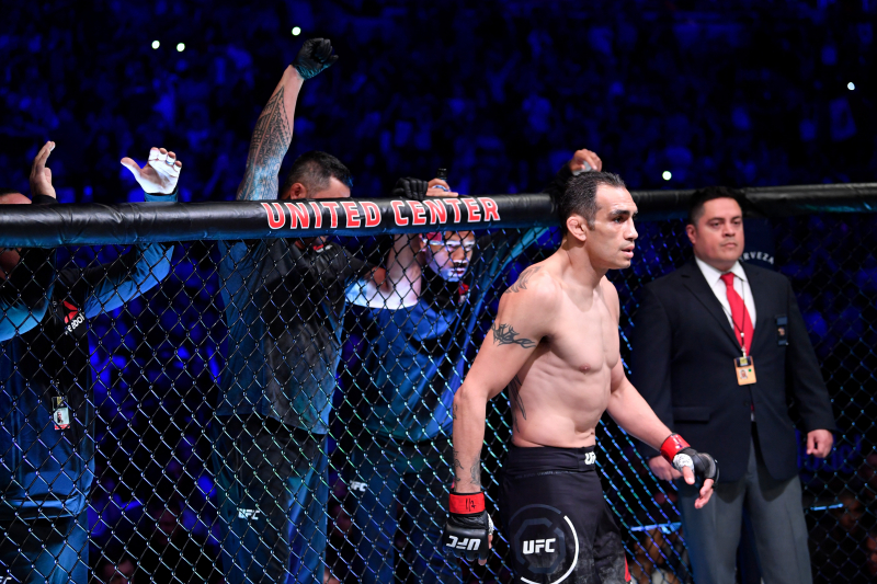Tony Ferguson Should Be the Only One Considered for Khabib's Next Opponent