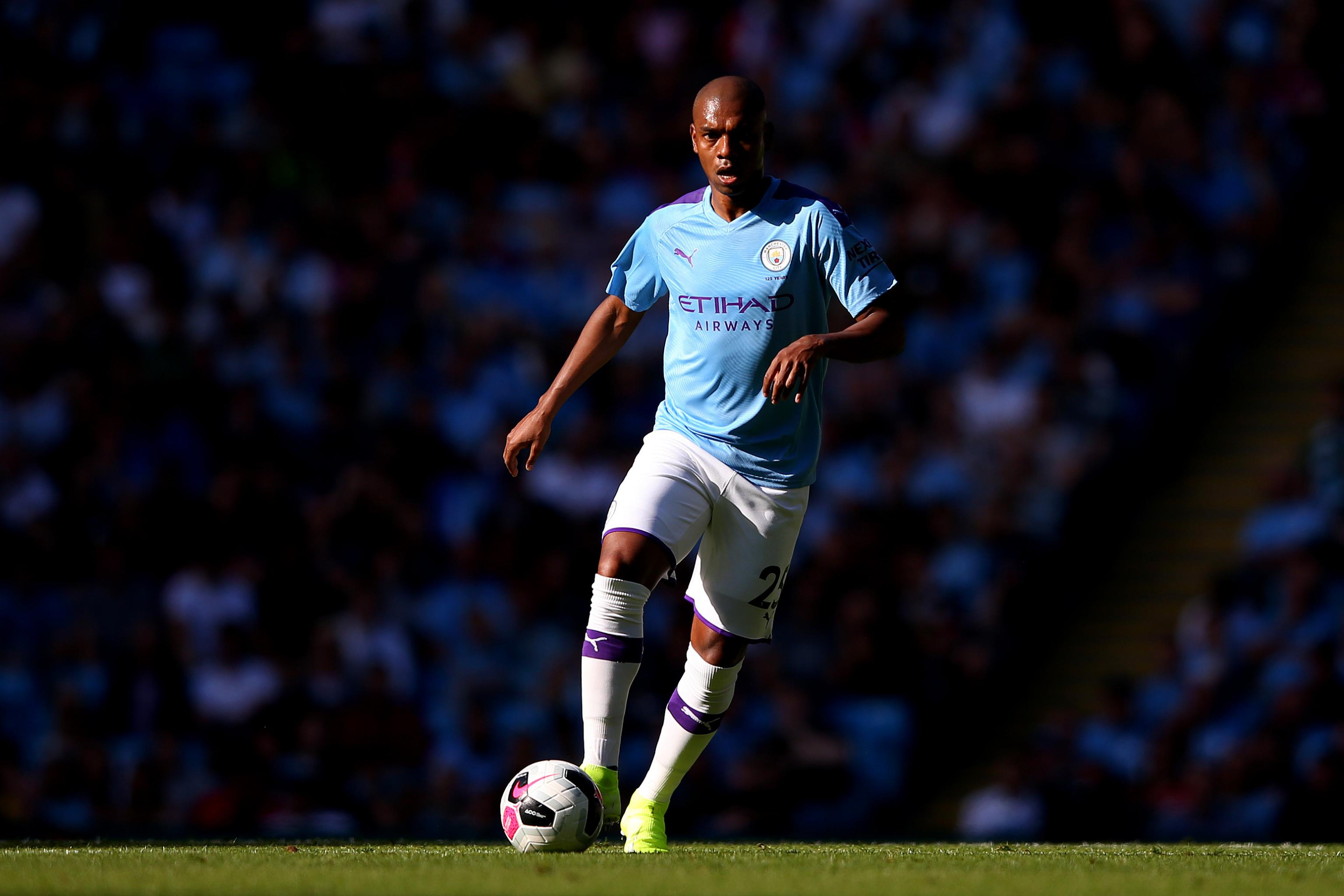 Fernandinho Says He's Still Adapting to Manchester City Centre-Back Role |  Bleacher Report | Latest News, Videos and Highlights