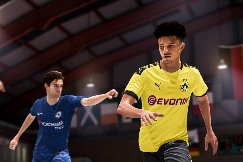 Fifa 20 Review Defending Shows Glimpse Of Future As Fut And