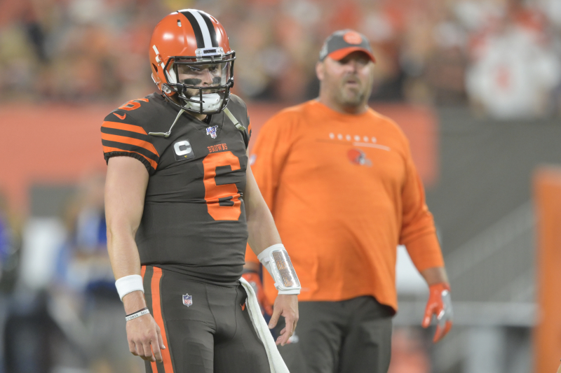 Mike Freeman's 10-Point Stance: Browns' Slow Start May Leave Their Coach Behind