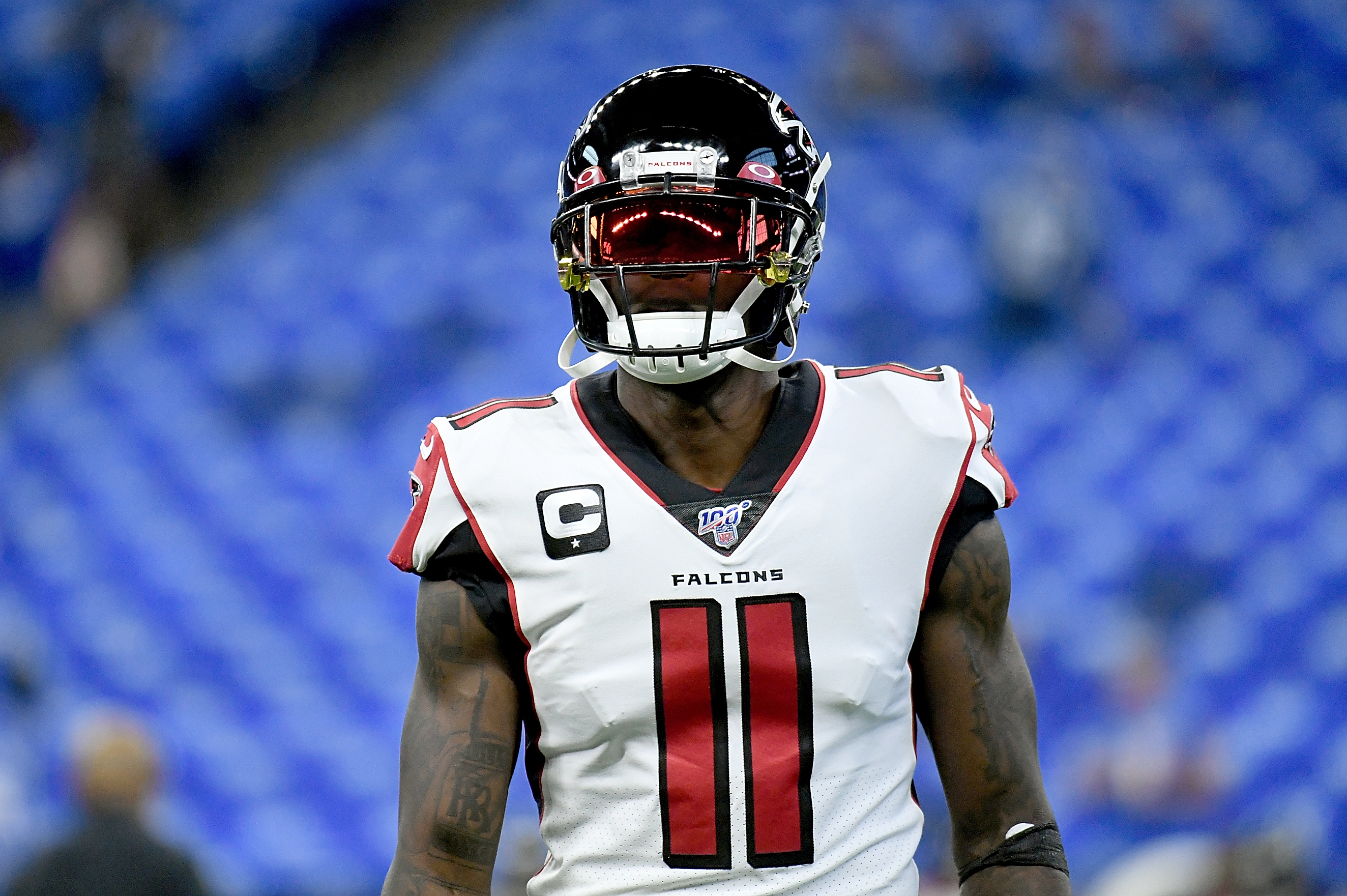 Julio Jones Calvin Ridley Austin Hooper Fantasy Stock After Matt Ryan S Injury Bleacher Report Latest News Videos And Highlights