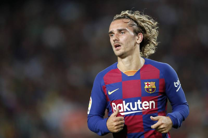 Antoine Griezmann Everything Will Improve At Barcelona