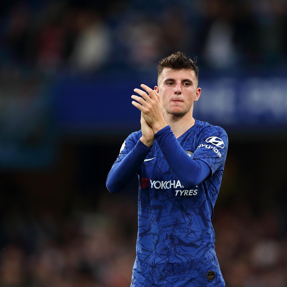 Mason Mount Says Chelsea 'Are Getting Punished' for ...