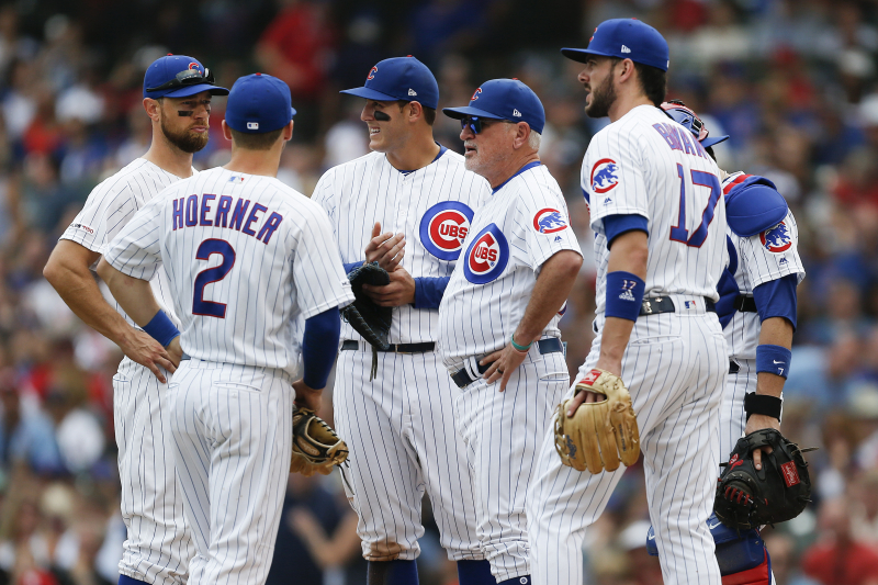 Cubs Facing a Tumultuous Offseason After Epic September Collapse