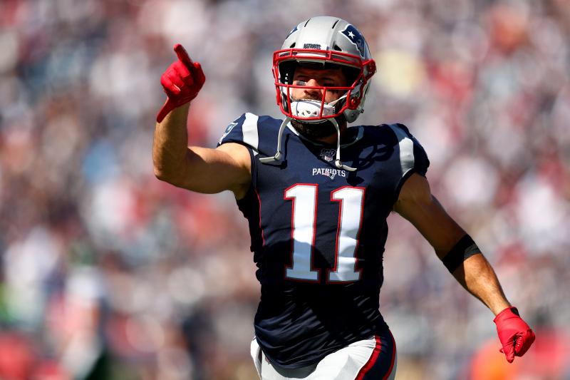 Report: Patriots WR Julian Edelman to Undergo Offseason Shoulder, Knee Surgeries