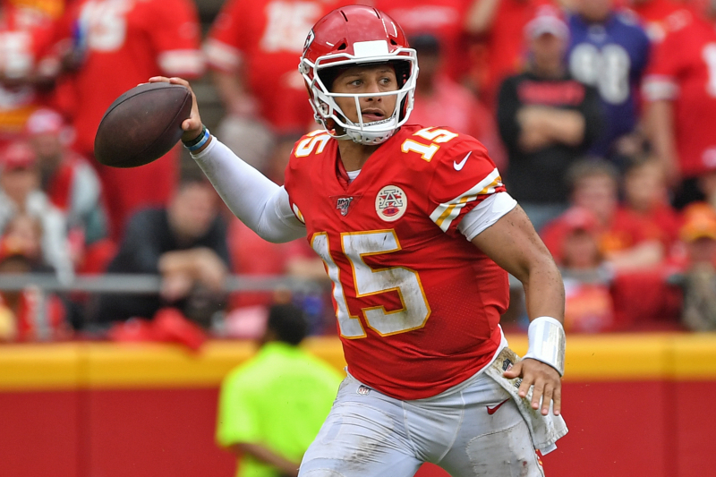 Chiefs' Patrick Mahomes Becomes Fastest Player to Reach 99 Overall in Madden