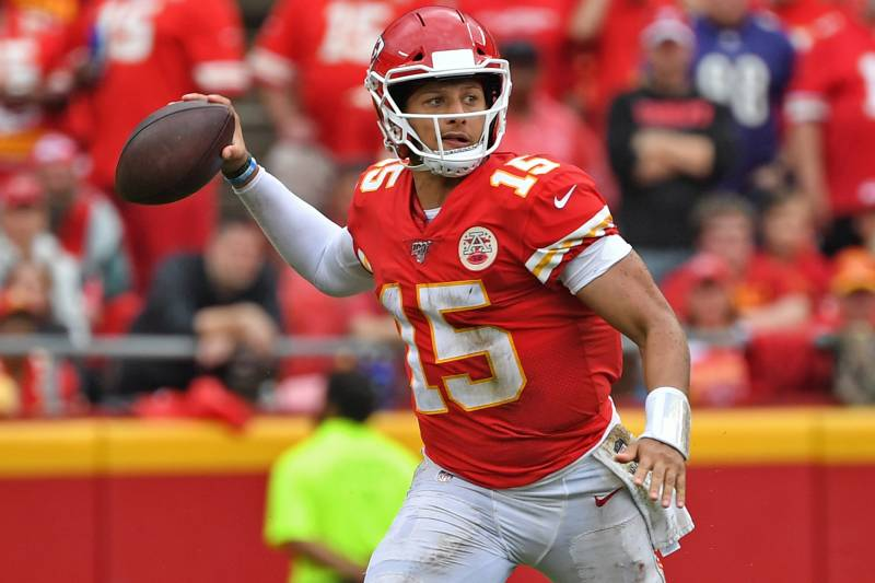 Chiefs Patrick Mahomes Becomes Fastest Player To Reach 99