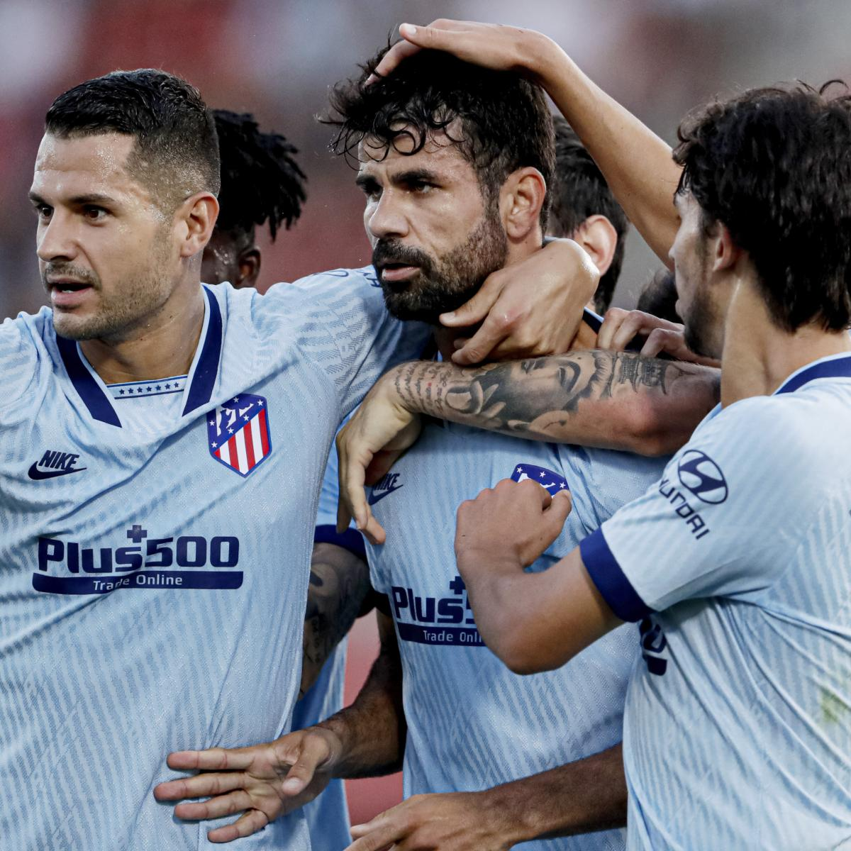 Atletico Madrid vs. Real Madrid: Odds, Live Stream, TV Schedule and Preview
