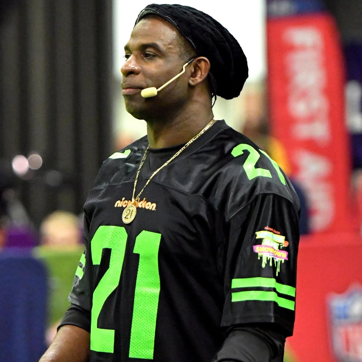 Look: Deion Sanders' Son Shilo Takes Father's No. 21 at ...