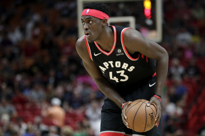 Report: Pascal Siakam, Raptors Agree to 4-Year, $130M Max Contract Extension
